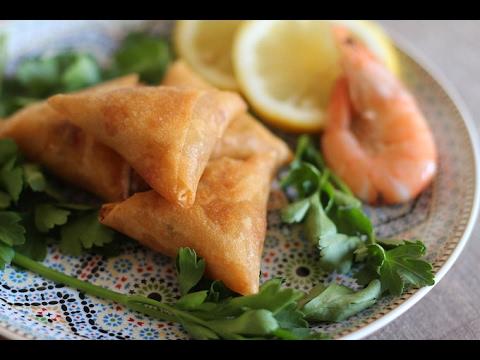 briouates-aux-crevettes,-un-délice-!
