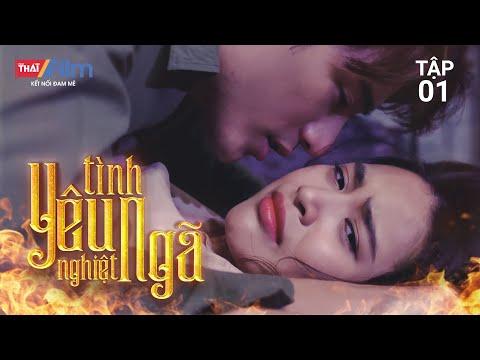 TÌNH YÊU NGHIỆT NGÃ TẬP 01   Cuộc Tranh Giành Trai Giữa 2 Chị Em   Phim Thái Lan Lồng Tiếng