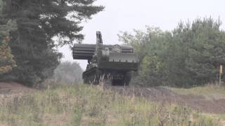 Wojsko GB na Poligonie Żagań 2014