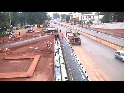 Guinée, CONTESTATION DE LA GESTION DES MINERAIS