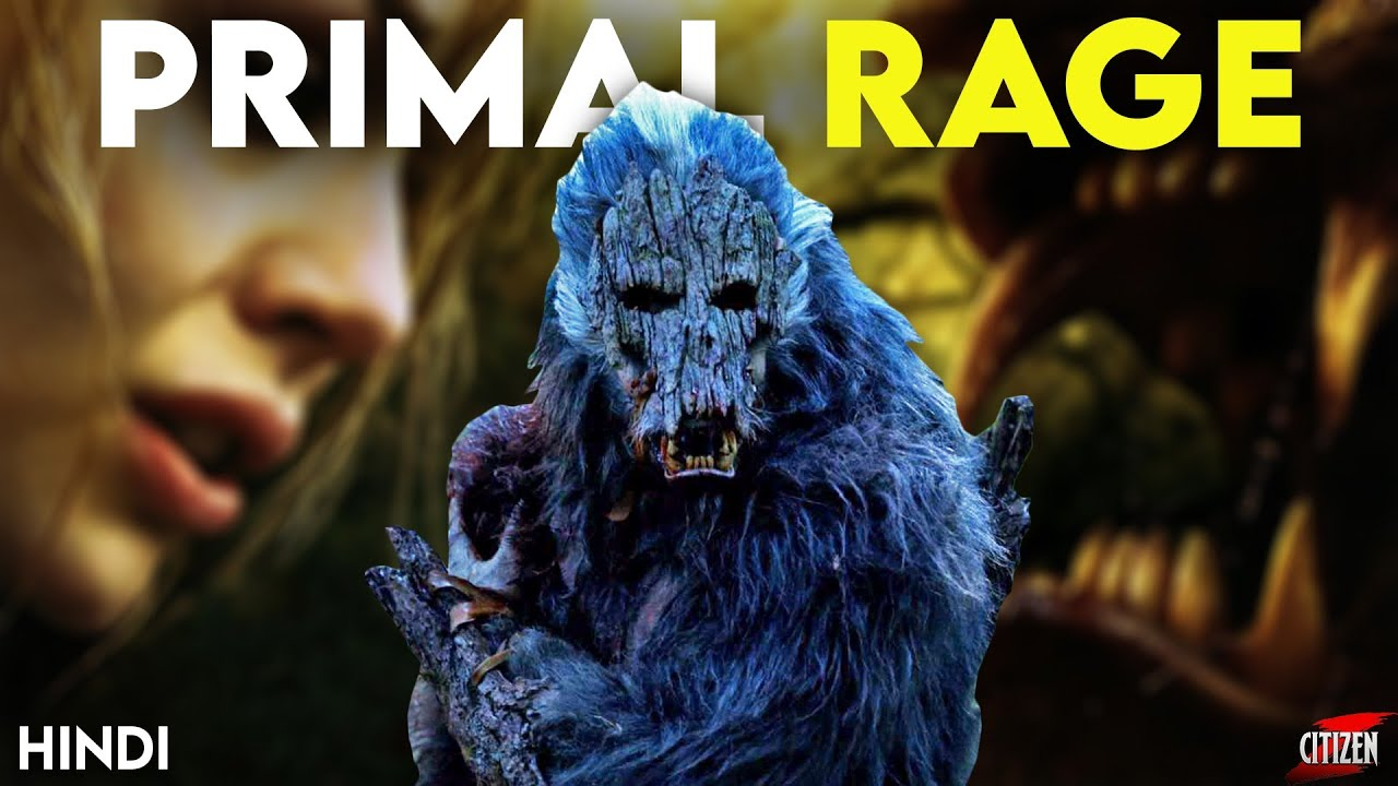Download Primal Rage (2018) Story Explained | Hindi |  The Legend Of Bigfoot !!
