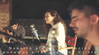 Majo y Dan - Cristo Te Amamos (Jesus We Love You)  - Bethel Music Cover thumbnail