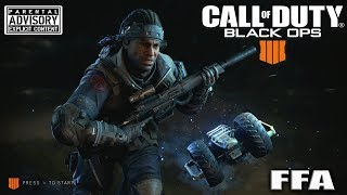 THE G.O.A.T IS BACK 😈 BLACK OPS 4 FREE FOR ALL LIVE