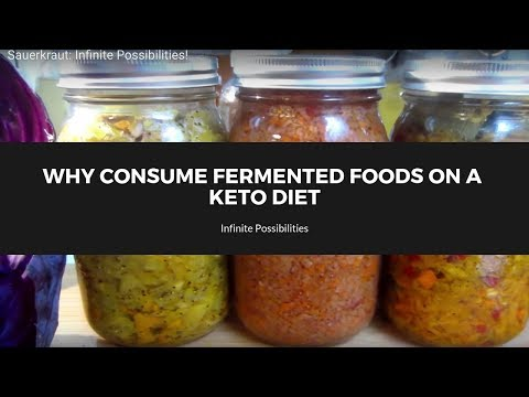 keto diet fermented foods