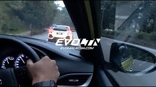 Genting Run Review: I surprised my driving pals with the 2019 Toyota Yaris | Evomalaysia.com