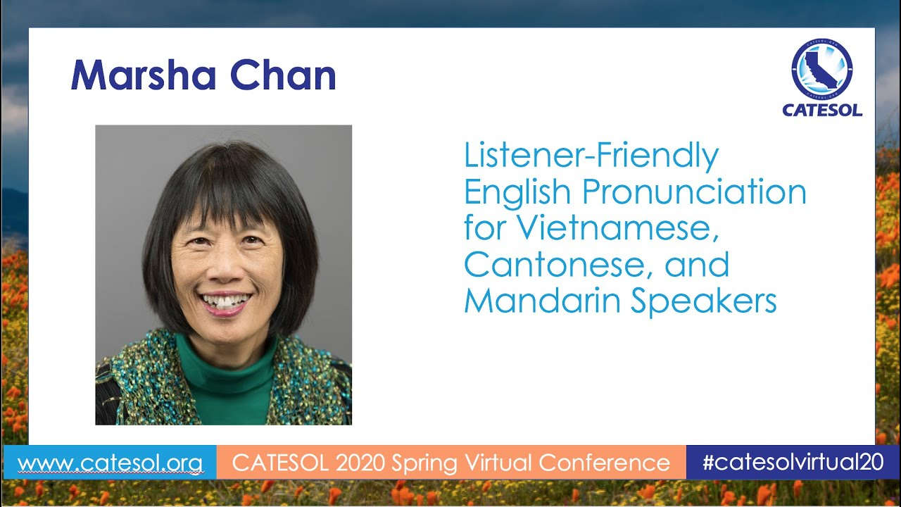 Listener-Friendly English Pronunciation for Vietnamese, Cantonese, and Mandarin Speakers