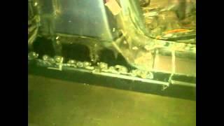 ВАЗ 2111, 2000 г.в. ремонт кузова, сварка днища.(, 2013-10-16T21:33:30.000Z)