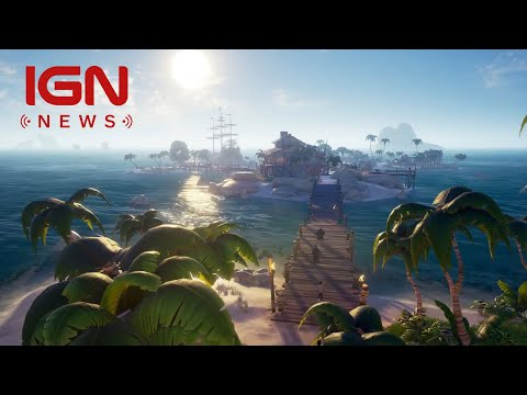 Sea of Thieves: Rare Details Next Update - IGN News