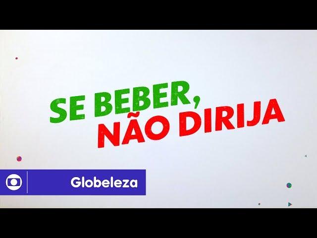 Carnaval Globeleza: se beber não dirija!