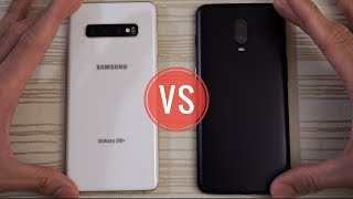 Samsung S10 Plus vs OnePlus 6T - Speed Test! Which is Faster?