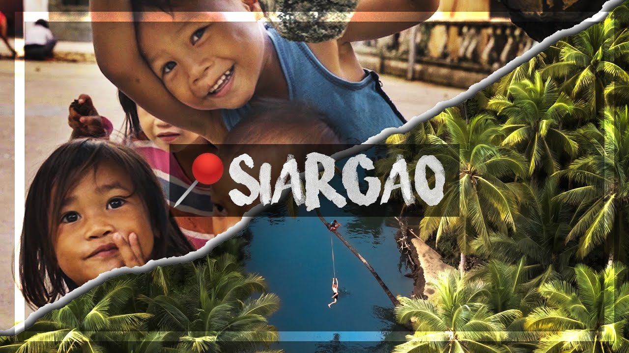 The Heart of Siargao - A Cinematic Travel Video