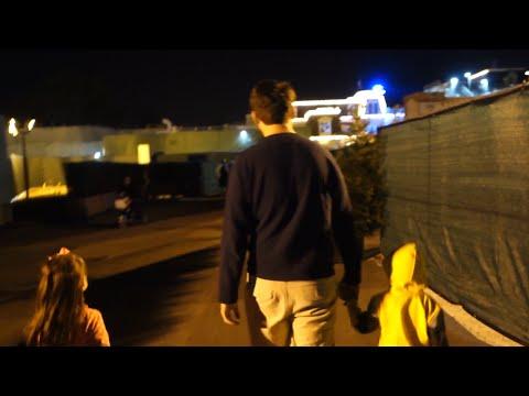 Behind the Scenes at Magic Kingdom! (Walt Disney World Vacation Vlogs 12-16-14)