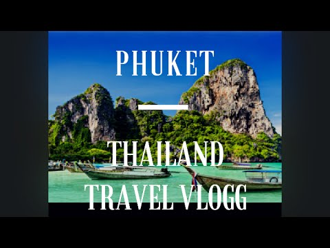 Thailand Phuket Exploring Amazing Phuket Jan 2017 Episode 3 Part 1