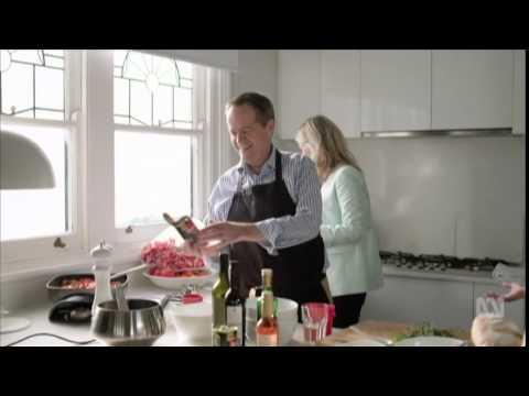 Kitchen Cabinet: Bill Shorten sneak peek