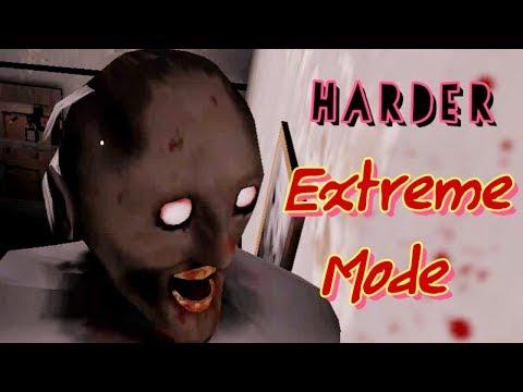 Granny Harder Extreme Mode Full Gameplay