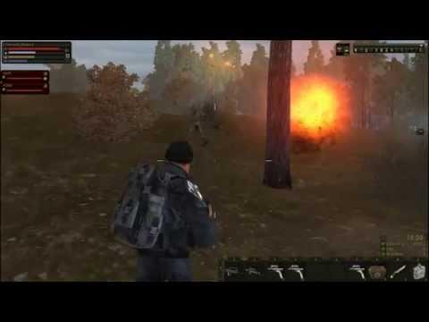 как в игре сталкер снайпер пройти рыжий лес
