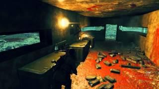 Sniper Elite Nazi Zombie Army COOP Walkthrough RO Library of Evil Elite Difficulty P1