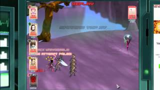 [Code Lyoko Social Game] Beat Medusa - Scyphozoa 25000 Life in the Lone peak town