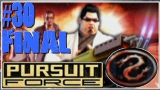 Pursuit Force - #30 - Killer 66 - Case 6: Monster Toshima (ENDING)