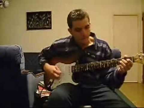 "Spanish Electric Guitar ""Malaguena"" (Sheet Music Below)"