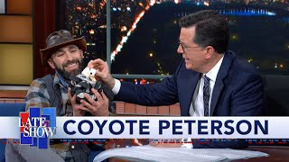 Coyote Peterson Introduces Some Adorable Australian Animals