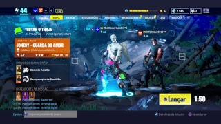 FORTNITE Salve o Mundo - Live Teste PS4