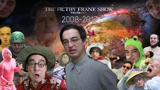 The end of an era: Filthy Frank 2008/2017