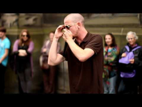 Dubstep Beatbox @ Edinburgh Festival