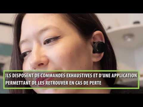 Bose SoundSport Free : des intras wirefree à l'ergonomie irréprochable