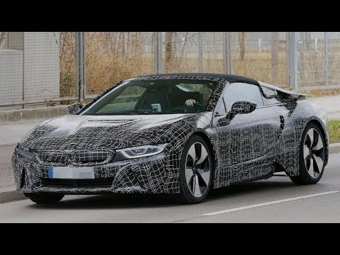 TOP ACCELERATIONS!! 2018 BMW i8 Spyder | THE NEW