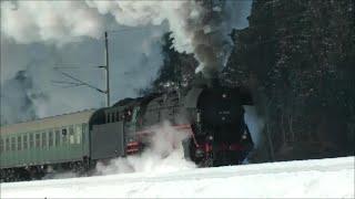 2015-02-07 44 546 und 140 438-3 mit BEM/Bayernbahn Ski Express - Teil 3, Klais-Mittenwald