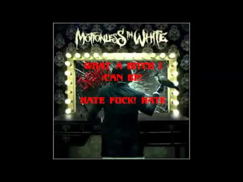 Hate Fuck by Motionless In White Lyrics