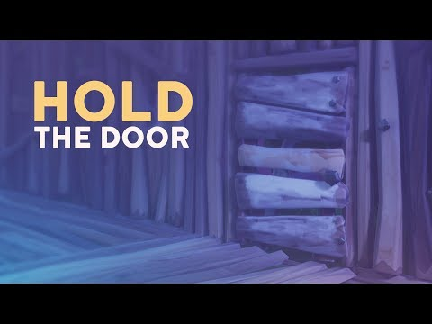 HOLD THE DOOR! (Fortnite Battle Royale)