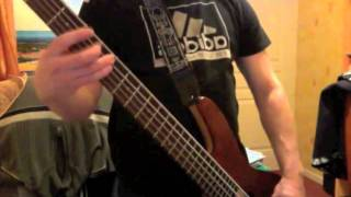 Metallica - 2 by 4 (bass cover)