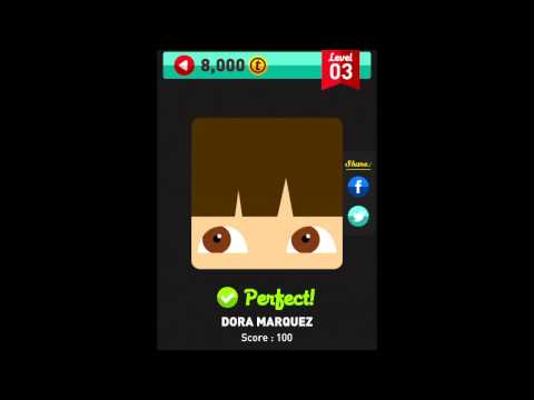 Icon Pop Quiz - Characters - Level 3 Complete Answers Walkthrough