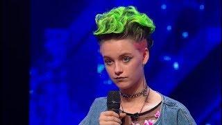 X Factor Bootcamp 2017. Mikayla Kachur a fost eliminata