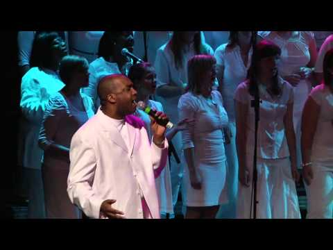Only You - Peter Francis & Konin Gospel Choir   2010