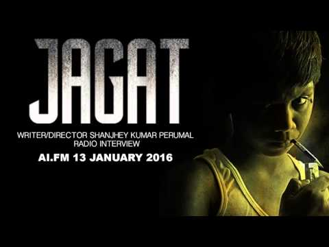 JAGAT Writer/Director Shanjhey's Radio Interview@AiFM