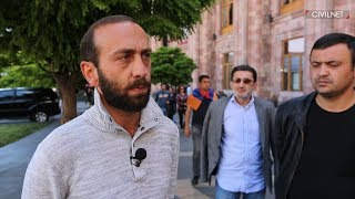 Սերժ Սարգսյանը չէր կարող կրակել քաղաքացիների վրա. Արարատ Միրզոյան