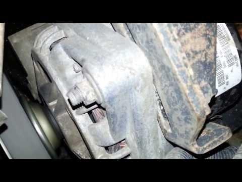 Шум переднего подшипника генератора ваз 2110