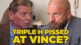 Triple H Unhappy With Vince's WWE Booking, Lars Sullivan Fined $100k & More