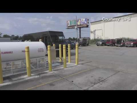 UPS expands natural gas fuel program | Cronkite News