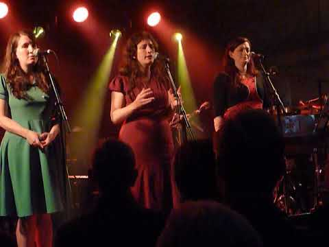 Rachel Unthank & The Winterset Newcastle Lullaby @ Home Gathering 2017