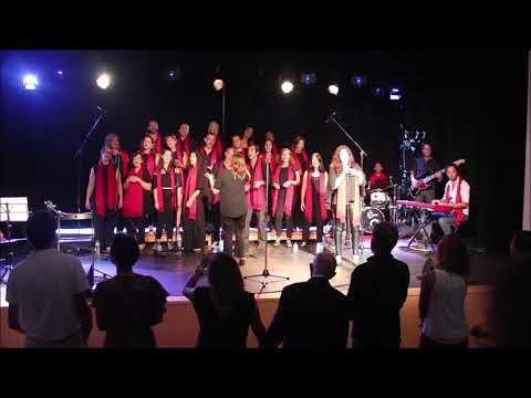 Coro Gospel de Ponte de Sor, 2018 09 22