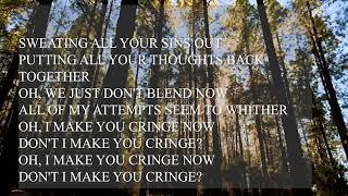 Matt Maeson - Cringe (lyrics|karaoke+)