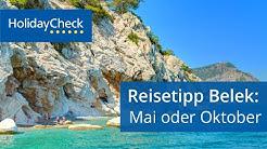 Reisetipp: Urlaub im Mai oder Oktober: Belek | HOLIDAYCHECK