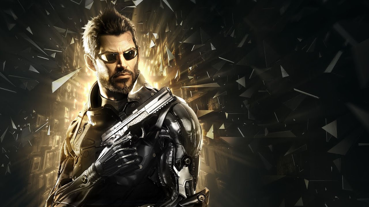 2016 Deus Ex Mankind Divided Cinematic In 4k Uhd Ultra Mode On
