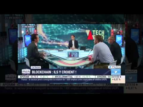 BFM Business - Se positionner sur la blockchain   22/11