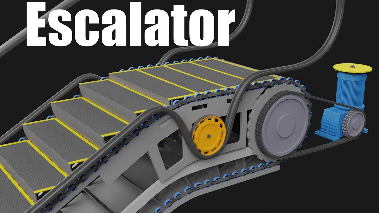 Download How does an Escalator work?