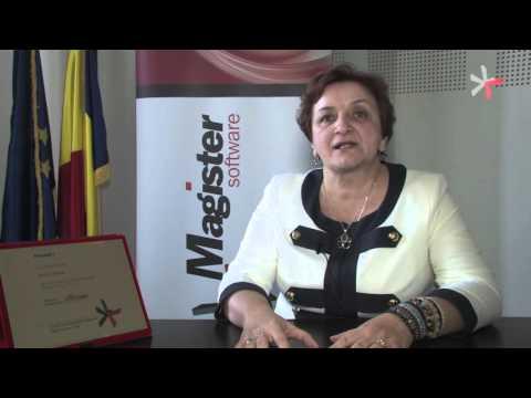 Interviu cu Adriana Nastase, Director General Velvet Com, la Intalnirea Partenerilor Magister 2015